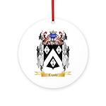 Capote Ornament (Round)
