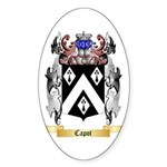 Capot Sticker (Oval 10 pk)