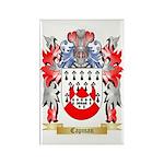 Capman Rectangle Magnet (100 pack)