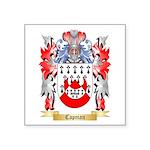 Capman Square Sticker 3