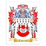 Capman Small Poster