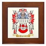 Capman Framed Tile