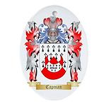 Capman Ornament (Oval)