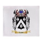 Caplot Throw Blanket