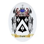 Caplot Ornament (Oval)