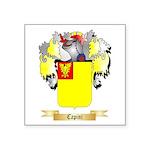 Capini Square Sticker 3