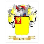 Capini Small Poster