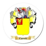 Capinetti Round Car Magnet