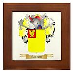 Capinetti Framed Tile