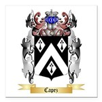 Capez Square Car Magnet 3