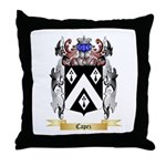 Capez Throw Pillow
