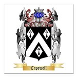 Capewell Square Car Magnet 3