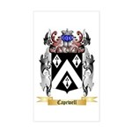 Capewell Sticker (Rectangle)