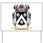 Capewell Yard Sign