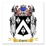 Capers Square Car Magnet 3
