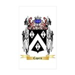 Capers Sticker (Rectangle 10 pk)