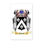 Capers 35x21 Wall Decal