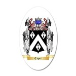 Caper 20x12 Oval Wall Decal