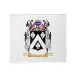 Caper Throw Blanket