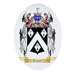 Caper Ornament (Oval)