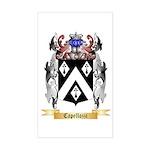 Capellozzi Sticker (Rectangle)