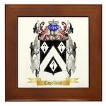 Capellozzi Framed Tile
