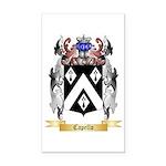 Capello Rectangle Car Magnet