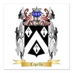 Capello Square Car Magnet 3