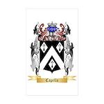 Capello Sticker (Rectangle 10 pk)