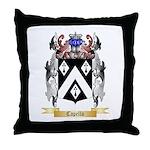 Capello Throw Pillow