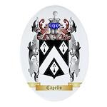 Capello Ornament (Oval)
