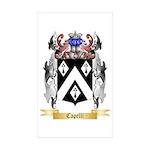 Capelli Sticker (Rectangle 50 pk)