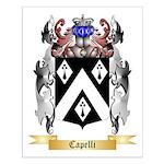 Capelli Small Poster