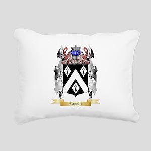 Capelli Rectangular Canvas Pillow