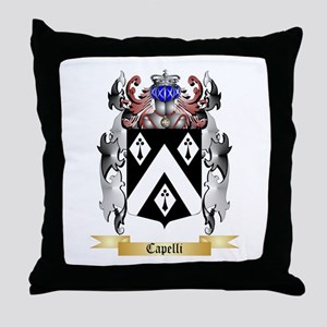 Capelli Throw Pillow