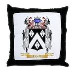 Capelli Throw Pillow