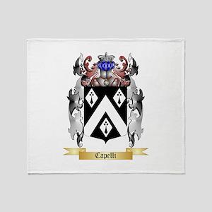 Capelli Throw Blanket