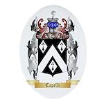 Capelli Ornament (Oval)