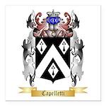 Capelletti Square Car Magnet 3