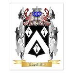 Capelletti Small Poster