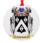 Capellero Round Ornament