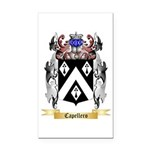 Capellero Rectangle Car Magnet