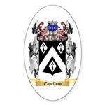 Capellero Sticker (Oval 10 pk)