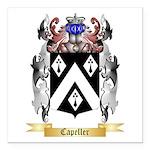 Capeller Square Car Magnet 3