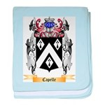 Capelle baby blanket