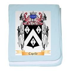 Capelle baby blanket
