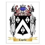 Capelle Small Poster