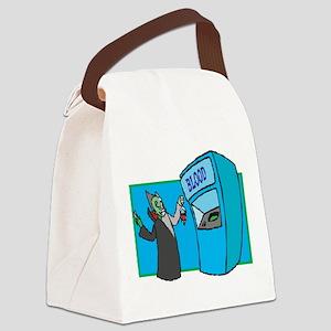 got-blood,blood bank Canvas Lunch Bag