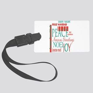 multi,out Large Luggage Tag