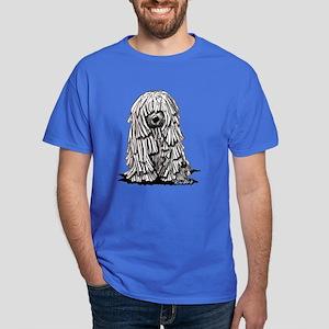 Puli Dog Dark T-Shirt